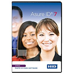 Asure ID Express 7 ID Card Software – 86412