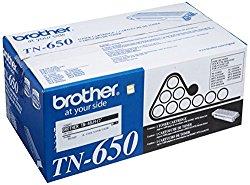 Brother High Yield Toner Cartridge (TN650)