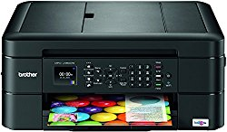 Brother MFC-J480DW – Wireless Inkjet Color All-in-One Printer w Auto Document Feeder