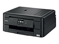 Brother Printer MFC-J680DW Wireless Color Photo Printer with Scanner, Copier & Fax, Amazon Dash Replenishment Enabled