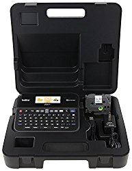 Brother Printer PTD600VP PC Connectible Label Maker with Case
