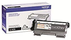 Brother TN420 Toner Cartridge – Retail Packaging – Black
