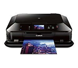 Canon PIXMA MG7120 Wireless Color Photo All-In-One Printer, Black (Discontinued by Manufacturer)