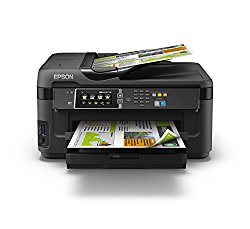 EPSC11CC98201 – WorkForce 7610 Wireless All-in-One Inkjet Printer