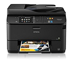 Epson – WorkForce 4630 Wireless All-in-One Inkjet Printer, Copy/Fax/Print/Scan C11CD10201 (DMi EA