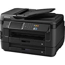 Epson WorkForce 7620 Inkjet Multifunction Printer – Color – Photo Print