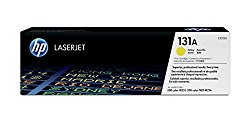 HP 131A (CF212A) Yellow Original LaserJet Toner Cartridge