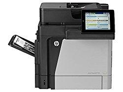 HP LaserJet M630h Laser Multifunction Printer – Monochrome – Photo Print – Desktop J7X28A#BGJ