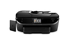 HP OfficeJet 8040 Wireless All-in-One Photo Printer with Mobile Printing & Neat Organizer, Instant Ink ready (F5A16A)