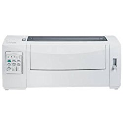 Lexmark 11C0118 Forms Printer 2590n+ – Printer – B/W – dot-matrix – 11.7 in x 22 in – 360 dpi x 360 dpi – 24 pin – up to 556 char/sec – USB, 10/100Base-TX