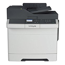 Lexmark CX310n Color All-In One Laser Printer with Scan, Copy, Network Ready and Professional Features