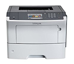 Lexmark MS610DE MonoChrome Laser Printer – 35S0500