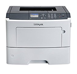 Lexmark MS610dn Monochrome Laser Printer,  Network Ready, Duplex Printing and Professional Features