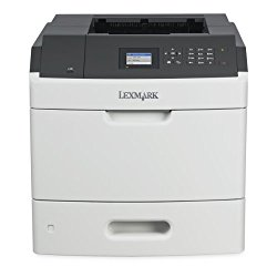 Lexmark MS810dn MonochromeLaser Printer,  Network Ready, Duplex Printing and Professional Features