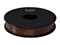 Monoprice 114375 – Impresora Premium 3D Filamento ABS 1.75MM, 5kg, carrete marrón
