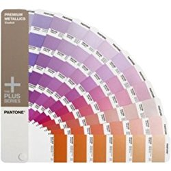 Pantone Plus Series GG1305 PREMIUM METALLICS Guide, Coated