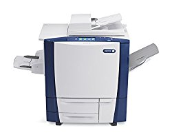 Refurbished Xerox ColorQube 9301 Solid Ink Color Multifunction Printer – Tabloid-size, Copy, Email, Print, Scan, 4 Trays