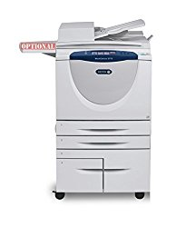 Refurbished Xerox WorkCentre 5765 Tabloid-size Black-and-white Multifunction Laser Printer – 65 ppm, Copy, Print, Scan, Internet Fax, Email, Two Trays, High Capacity Tandem Tray
