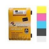 Zebra True Colours ix Series color ribbon for ZXP Series 3 YMCKO 800033-840