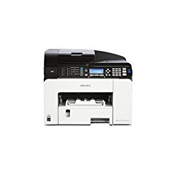 Ricoh Aficio SG 3110SFNW 29ppm 600 x 600 dpi Wireless Network Color GELJET Multifunction Printer
