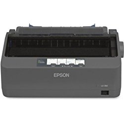 Epson C11CC24001 LX 350 – Printer – monochrome – dot-matrix – 9 pin – up to 357 char/sec – parallel, USB, serial