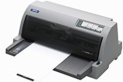 Epson Lq 690 – Printer – B/W – Dot-Matrix – 12 Cpi – 24 Pin – Up To 529 Char/Sec – Parallel, Usb