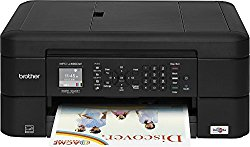Brother – MFC-J485DW Wireless All-In-One Printer – Black
