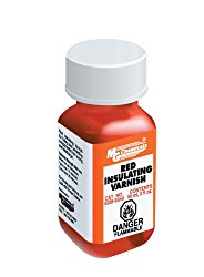 MG Chemicals Red GLPT Insulating Varnish, 55 ml Bottle