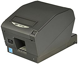 Star Micronics TSP700II Series, TSP743IIL-24 GRY POS Network Thermal Label Printer, Ethernet, Gray – 37999950
