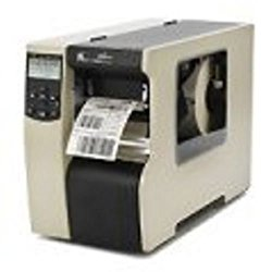 Zebra 113-801-00000 110xi4 Tabletop Label Printer, 300 DPI, Serial/Parallel/USB, Monochrome, 15.5″ H x 10.31″ W x 20.38″ D