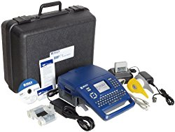 Brady BMP71 Label Printer with Quick Charger and USB Connectivity