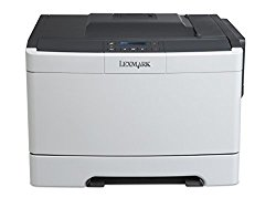 Lexmark CS317dn Color Laser Printer, Network Ready, Duplex Printing and Professional Features