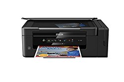 Epson Expression ET-2600 EcoTank All-in-One Printer with Wireles Print, Copy and Scan Technology