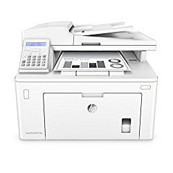 Hewlett Packard M227fdn All-in-One Laser Printer with Print Security 3″