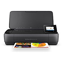 HP OfficeJet 250 All-in-One Portable Printer with Wireless & Mobile Printing (CZ992A)