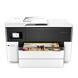 HP OfficeJet Pro 7740 Wide Format All-in-One Printer with Wireless & Mobile Printing (G5J38A)