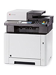 New Kyocera ECOSYS M5526cdw Color 27 ppm MFP w/DP,Copy,Print, Scan, Mono Fax, Wireless