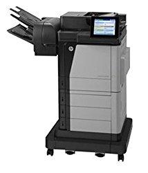 HP CZ250A Color LaserJet Enterprise Flow M680z – Multifunction printer – color – laser – Legal (8.5 in x 14 in) (original) – Legal (216 x 356 mm), A4 (210 x 297 mm) (media) – up to 42 ppm (copying) – up to 43 ppm (printing) – 3100 sheets – 33.6 Kbps – USB 2.0, Gigabit LAN, USB host