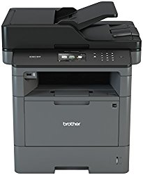Brother DCPL5500DN Business Laser Multi-Function Copier with Duplex Printing and Networking, Amazon Dash Replenishment Enabled