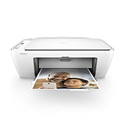 HP DeskJet 2655 All-in-One Compact Printer, Instant Ink ready – White (V1N04A)