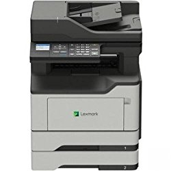 Lexmark MX320 MX321adn Laser Multifunction Printer – Monochrome – Plain Paper Print – Desktop – Copier/Fax/Printer/Scanner – 38