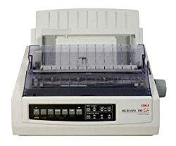 New OKIDATA 62411901 NARROW – 24 PIN DOT MATRIX PRINT – (Type of Product:Office electronics-Printers) – New