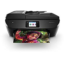 HP Envy Photo 7855 All-in-One Printer with Wireless Direct Printing (Certified refurbished)