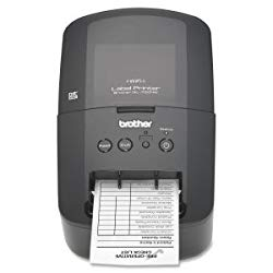 Brother QL-720NW Direct Thermal Printer – Monochrome – Desktop – Label Print