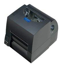 Citizen America CL-S621-GRY CL-S621 Series Thermal Transfer/Direct Thermal Barcode and Label Printer with USB/Serial Connection, 4″ Maximum Print Width, 203 DPI Resolution, Gray