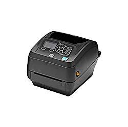 Zebra Technologies ZD50043-T01200FZ Printer, ZD500, TT, 300 Dpi, Us Cord, USB/Serial/Centronics Parallel/Ethernet