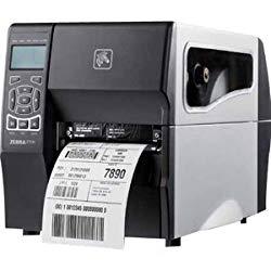 Zebra ZT23042-T01100FZ Thermal Transfer Printer, 203 DPI, Monochrome, w/ Serial, USB, Parallel