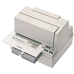 Epson C31C196112 TM-U590 Slip-Receipt Check Printer Serial Interface and Black Ink – Requires PS-180 Power Supply