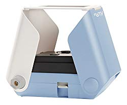 KiiPix Smartphone Picture Printer, Sky Blue