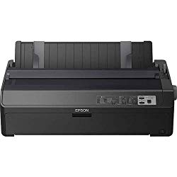 Epson LQ-2090II NT 24-pin Dot Matrix Printer – Monochrome – 550 cps Mono – USB – Parallel – Ethernet